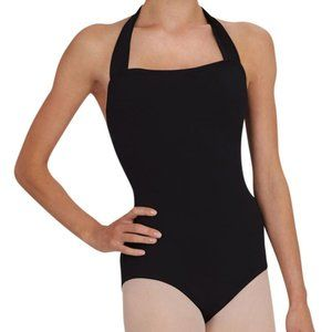 Capezio Halter Leotard Child Large